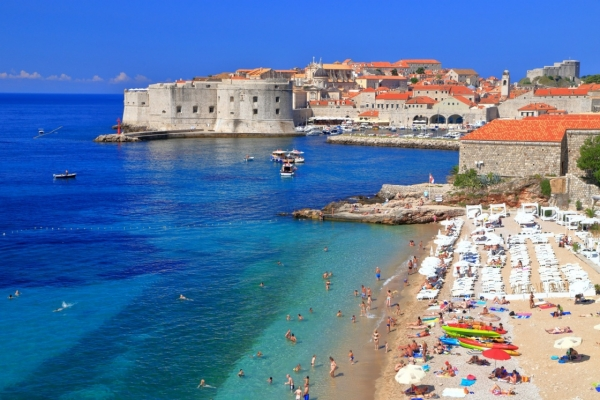 Naturist beaches in Dubrovnik - FKK