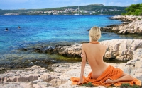 Naturist beaches in Dubrovnik 2015/2016